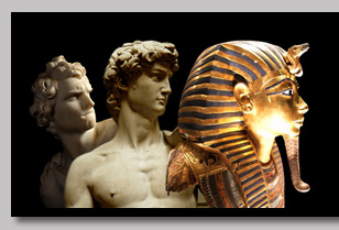 Arte griego for Arquitectura 7 bellas artes