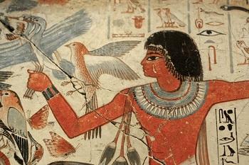 El arte egipcio caracteristicas generales